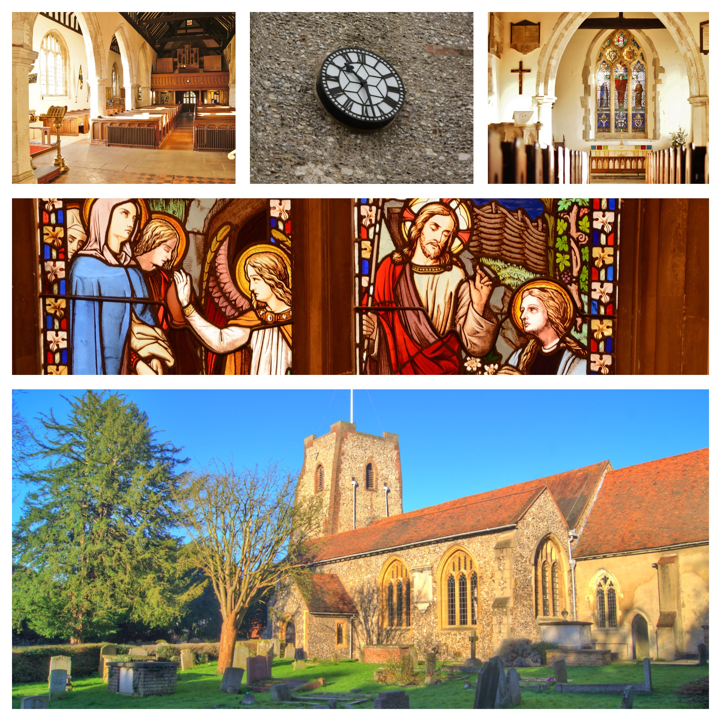 Contemporary Service @ St Mary's | Walton-on-Thames | England | United Kingdom