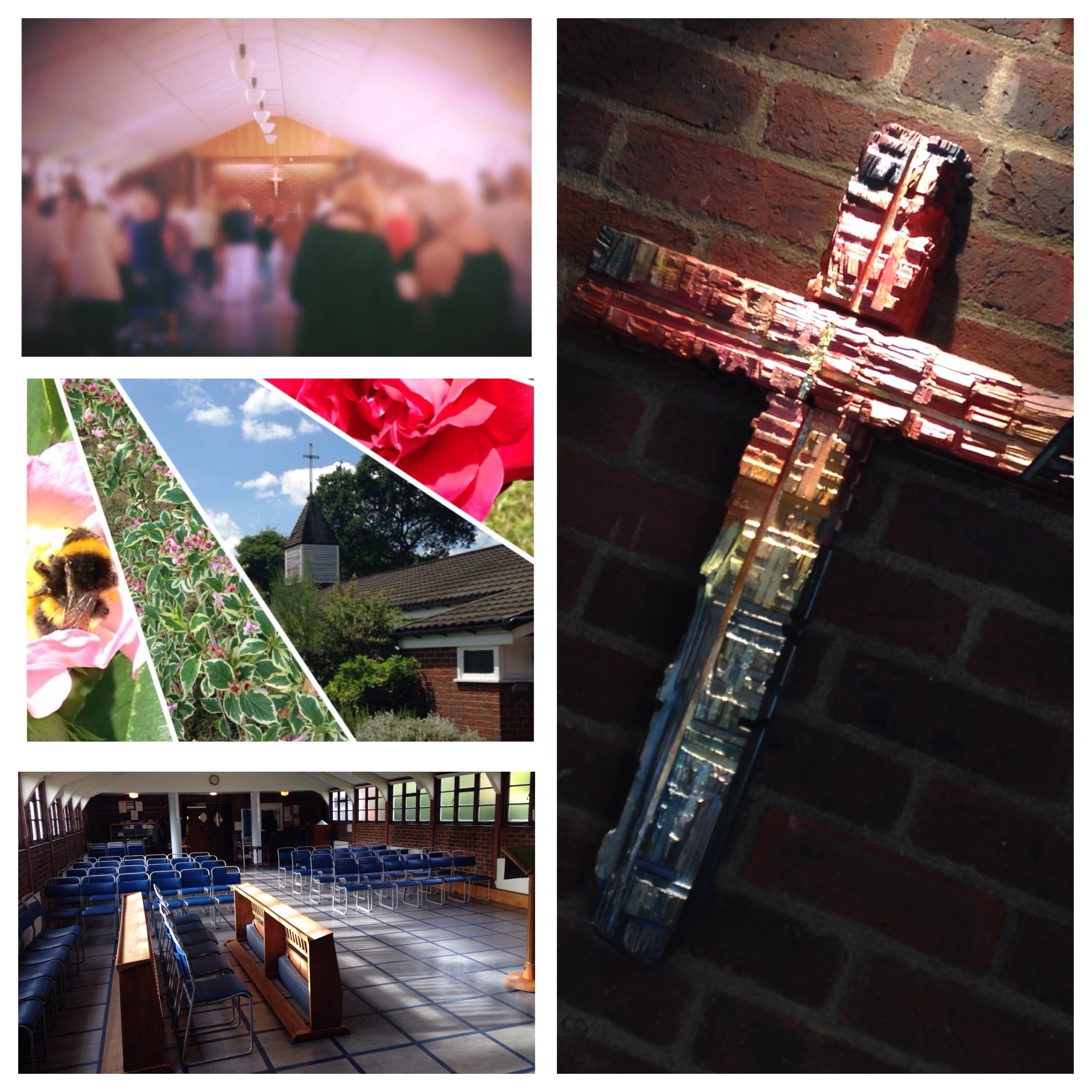 Communion @ St John's | Walton-on-Thames | United Kingdom